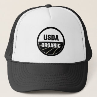 USDA Organic Trucker Hat