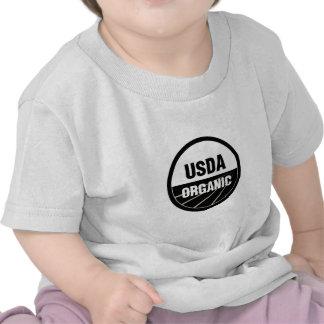 USDA orgánico Camiseta