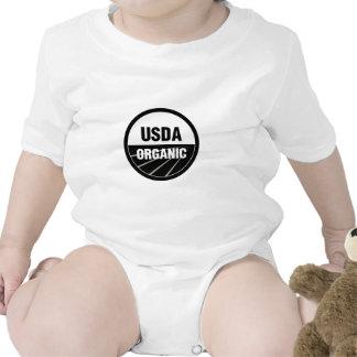 USDA orgánico Trajes De Bebé