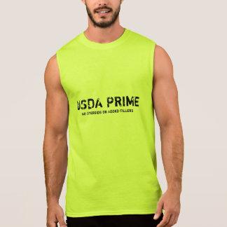 USDA Prime Sleeveless Tee