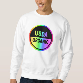 USDA RAINBOW #7 SWEATSHIRT