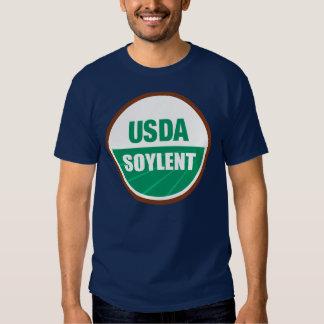 USDA Soylent Tshirts