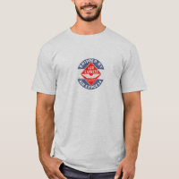 Use Air Express by Railway Express Agency T-Shirt