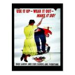 Use It Up Postcards