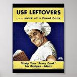 Use Leftovers Print