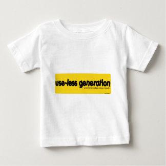 use-less generation baby T-Shirt