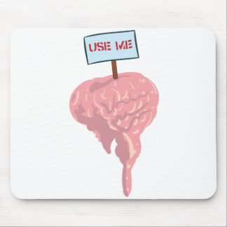 """USE ME"" MOUSE PAD"