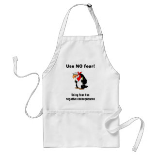 Use No Fear! Adult Apron