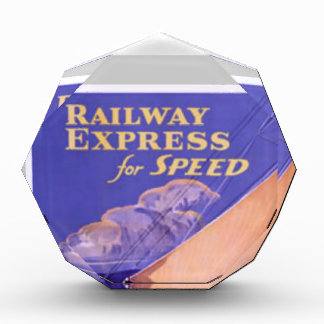 Use Railway Express For Speedy Delivery. Award