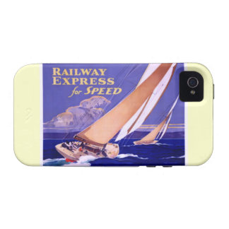 Use Railway Express For Speedy Delivery Vibe iPhone 4 Cover