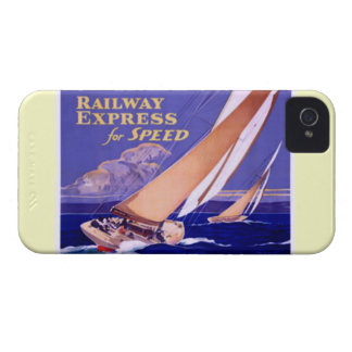 Use Railway Express For Speedy Delivery iPhone 4 Case