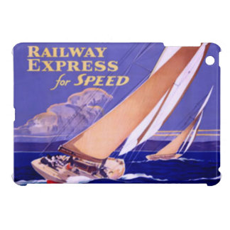 Use Railway Express For Speedy Delivery. Cover For The iPad Mini