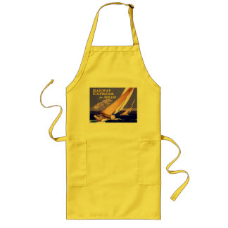 Use Railway Express For Speedy Delivery Long Apron