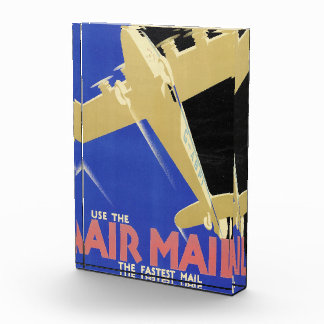 Use the Air Mail, the Fastest Mail Award