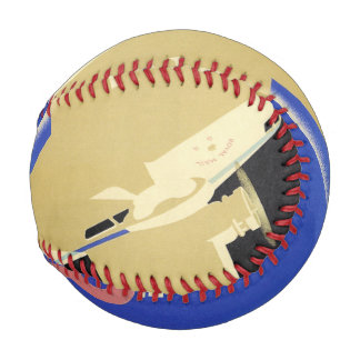 Use the Air Mail, the Fastest Mail Baseball