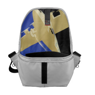 Use the Air Mail, the Fastest Mail Courier Bag