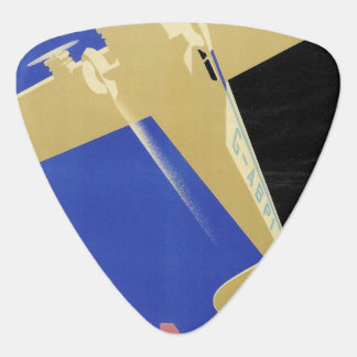 Use the Air Mail, the Fastest Mail Guitar Pick