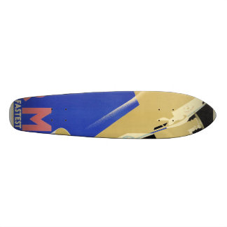 Use the Air Mail, the Fastest Mail Skateboard