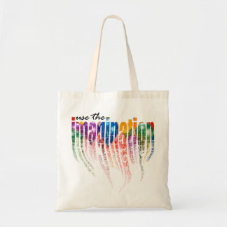 Use the Imagination Tote Bag