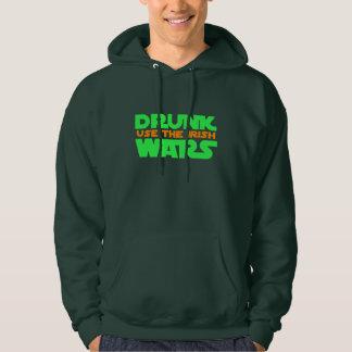 Use the Irish Saint Patricks Day Hoodie
