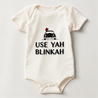 Use Yah Blinkah Baby Bodysuit
