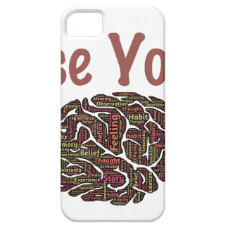 Use Your Brain iPhone 5 Covers