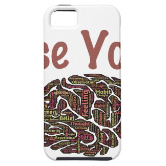 Use Your Brain iPhone 5 Case