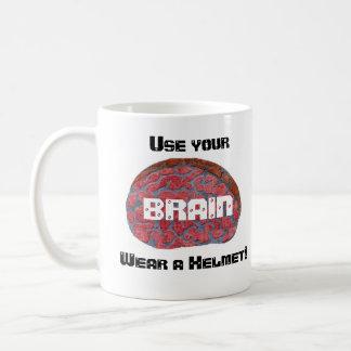 Use your BRAIN Coffee Mug