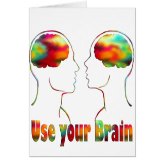 Use your brain - dozens of products with this pic card