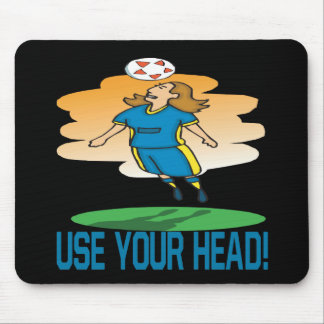Use Your Head Mouse Pad
