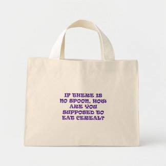 Use Your Imagination Mini Tote Bag