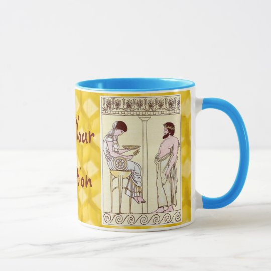 use your intuition mugs