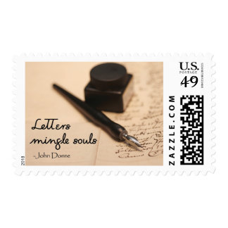 Use Your Pen! Postage
