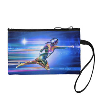 Use Your Superpowers key coin clutch