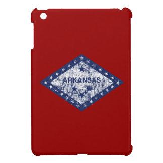 Used Arkansas Flag iPad Mini Case