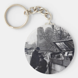 Used Book Sellers, Notre Dame Paris Keychain