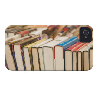 Used books at a rummage sale Case-Mate iPhone 4 case