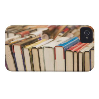 Used books at a rummage sale iPhone 4 Case-Mate case