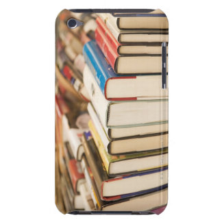 Used books at a rummage sale iPod touch Case-Mate case
