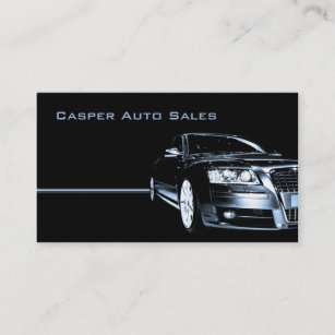 Car dealer business cards templates zazzle used car dealer business card colourmoves