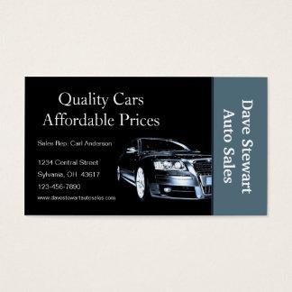 Car Dealer Business Cards & Templates | Zazzle