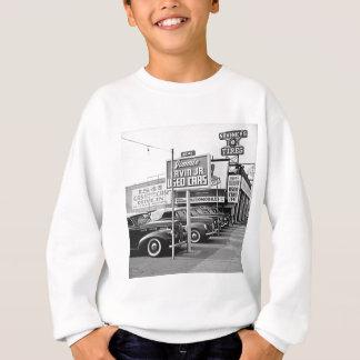 Used Car Lot Vintage Hollywood California Sweatshirt