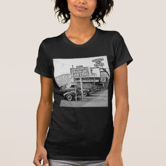 Used Car Lot Vintage Hollywood California T-Shirt
