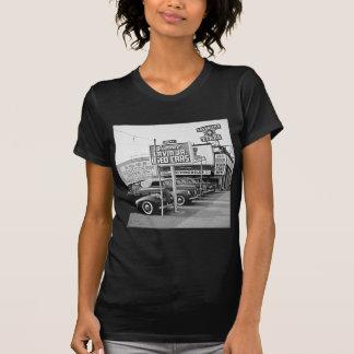 Used Car Lot Vintage Hollywood California Tshirt