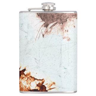 used look hip flask