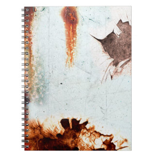 used look note book