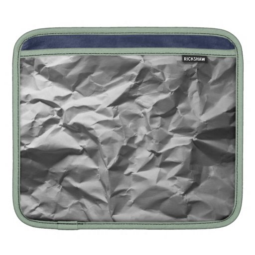 Used paper sleeve for iPads