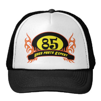Used Parts 85th Birthday Gifts Trucker Hat