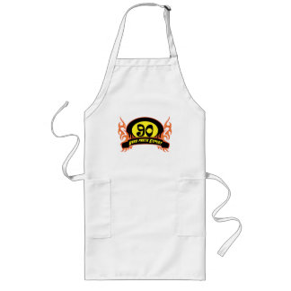 Used Parts Expert 90th Birthday Gifts Long Apron