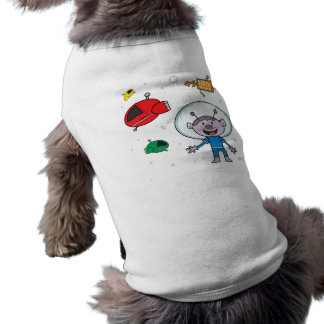 Used Spaceships - Pet T-Shirt